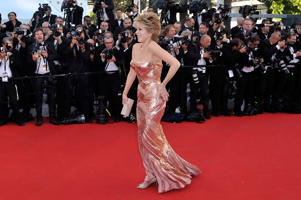 Diane, Eva, Jessica, and More Get Glam to Open Cannes