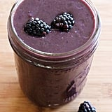 Blackberry Protein Smoothie