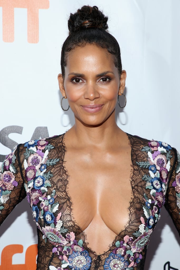 110 Halle Berry Pics So Sexy, You'll Be Convinced She's Aging Backwards