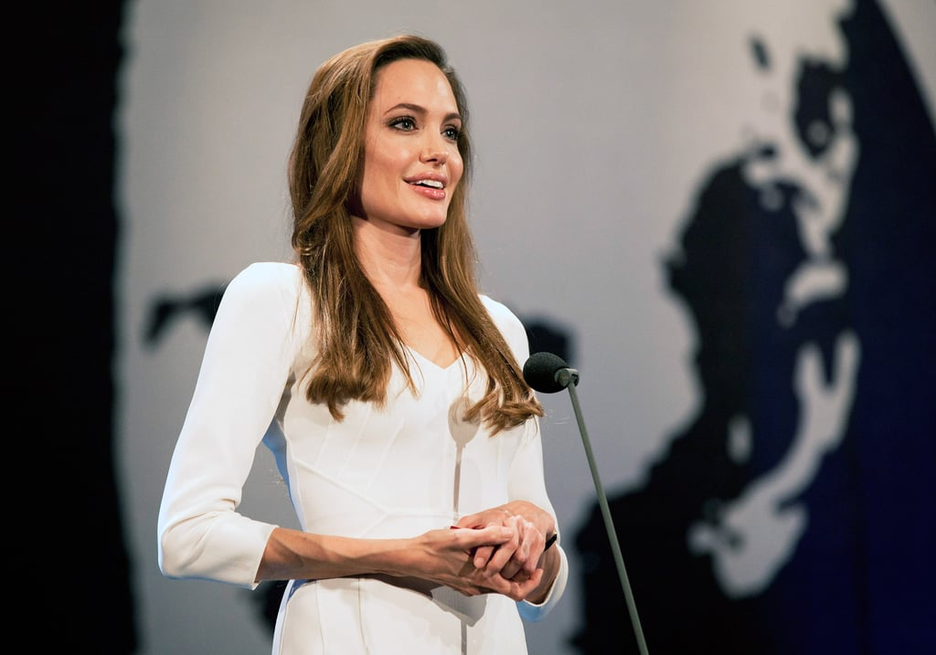 Angelina Jolie Honoured by the UNHCR