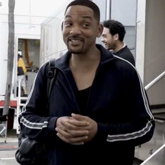 Will Smith Making Fun of Jaden's Ashy Legs Instagram Video
