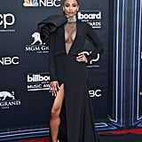 Ciara's Shoes at the Billboard Music Awards 2019