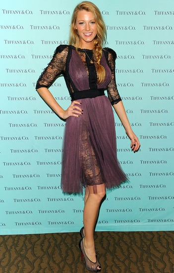 Pictures of Blake Lively at the Tiffany & Co. Sunglasses Party in NYC