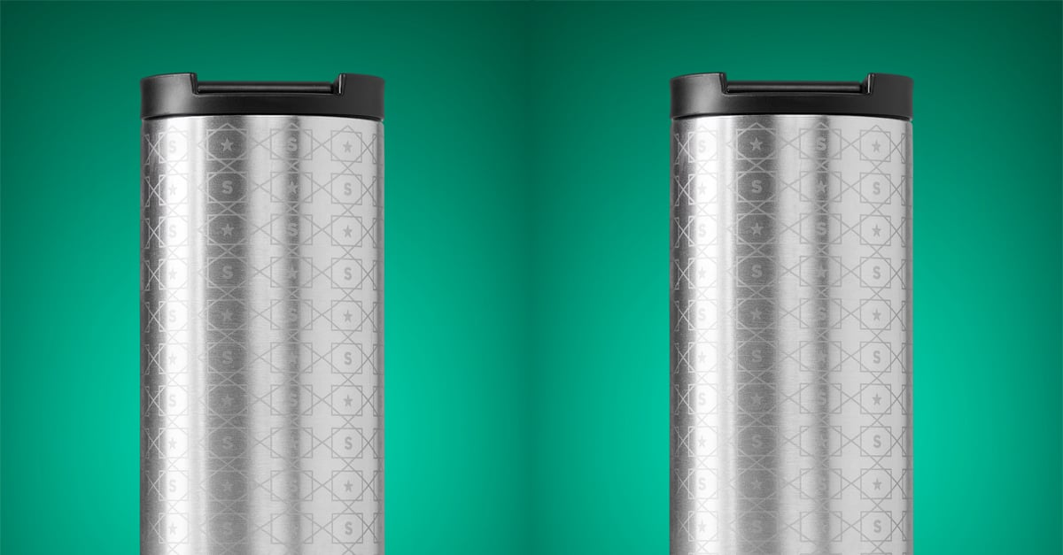 Starbucks Reusable Tumbler Free Coffee For a Month January