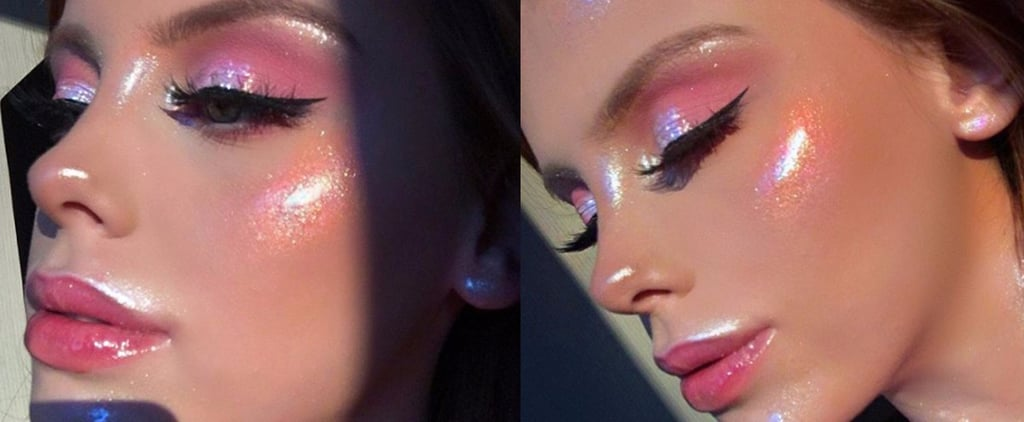 How to Do the Galaxy Sunset Highlighting Technique