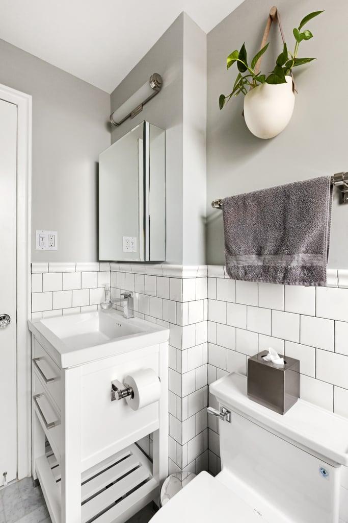 Neutral Tones   Small Bathroom Design Ideas   POPSUGAR ...