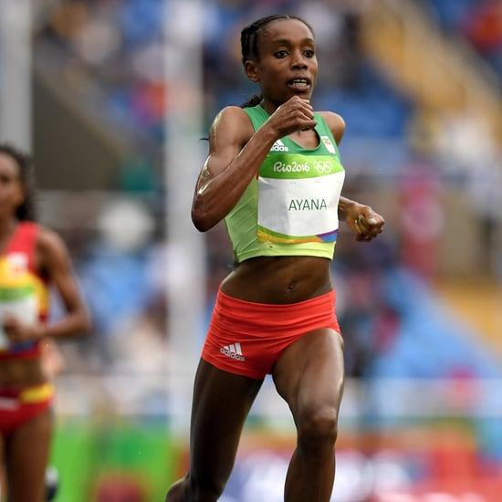 Almaz Ayana Breaks Women's 10K World Record