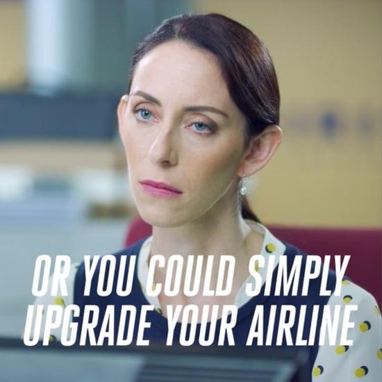 الإعلان الترويجي لشركة طيران الإمارات 2018