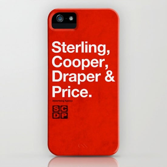 Pay homage to the ad agency that has brought you countless hours of entertainment with this Sterling Cooper Draper Price iPhone Case ($35).