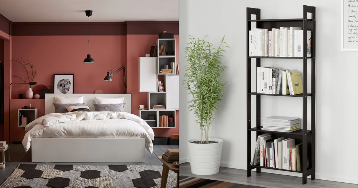 Transform Your Small Space Into a Roomy Oasis With These Smart Furniture Solutions From Ikea