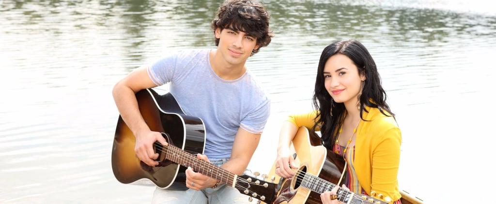 Demi Lovato Talks About Falling in Love With Joe Jonas
