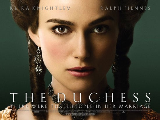 UK Review Of The Duchess Starring Keira Knightley