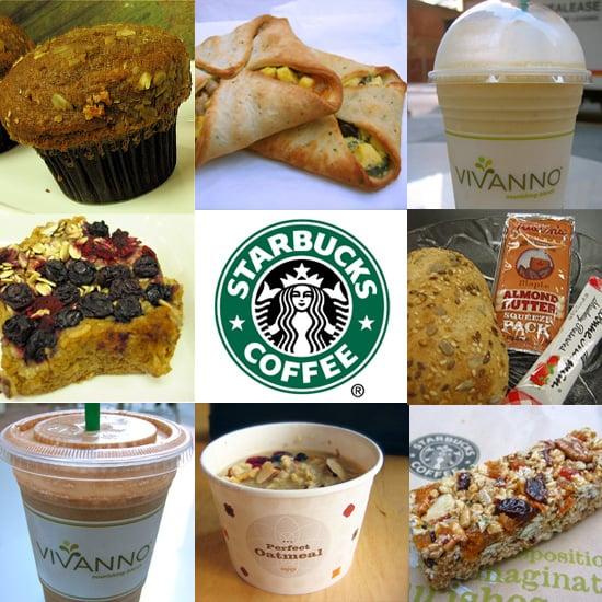 Taste Test: New Starbucks Items