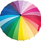 MoMA Colorwheel Stick Umbrella