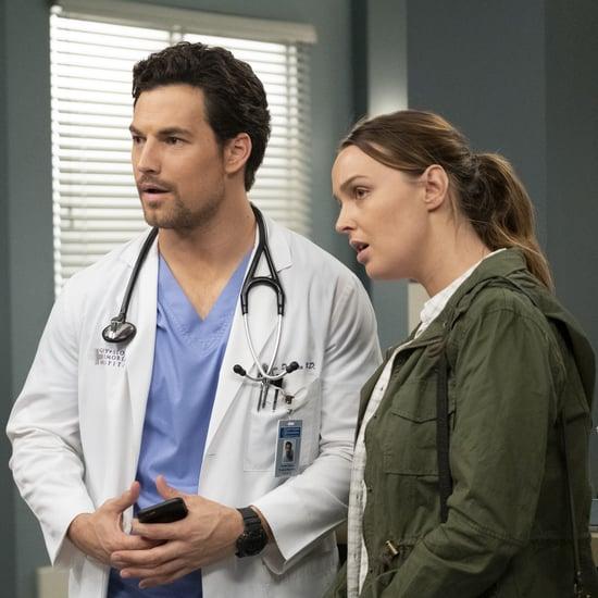 Will Andrew DeLuca Go to Jail on Grey's Anatomy?
