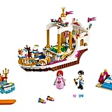 Lego Disney Princess — Ariel's Royal Celebration Boat