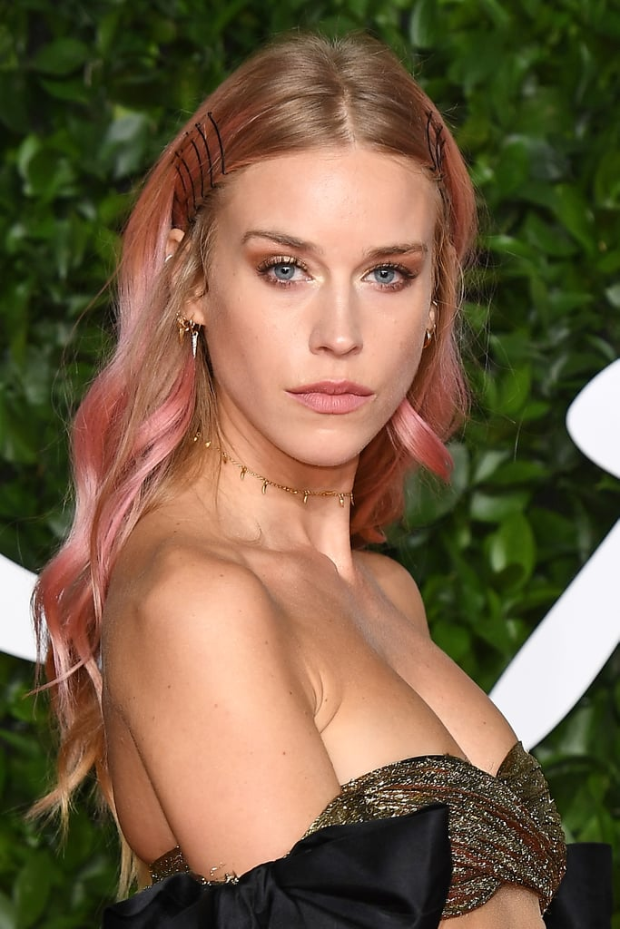 Lady Mary Charteris's Rose Gold Waves
