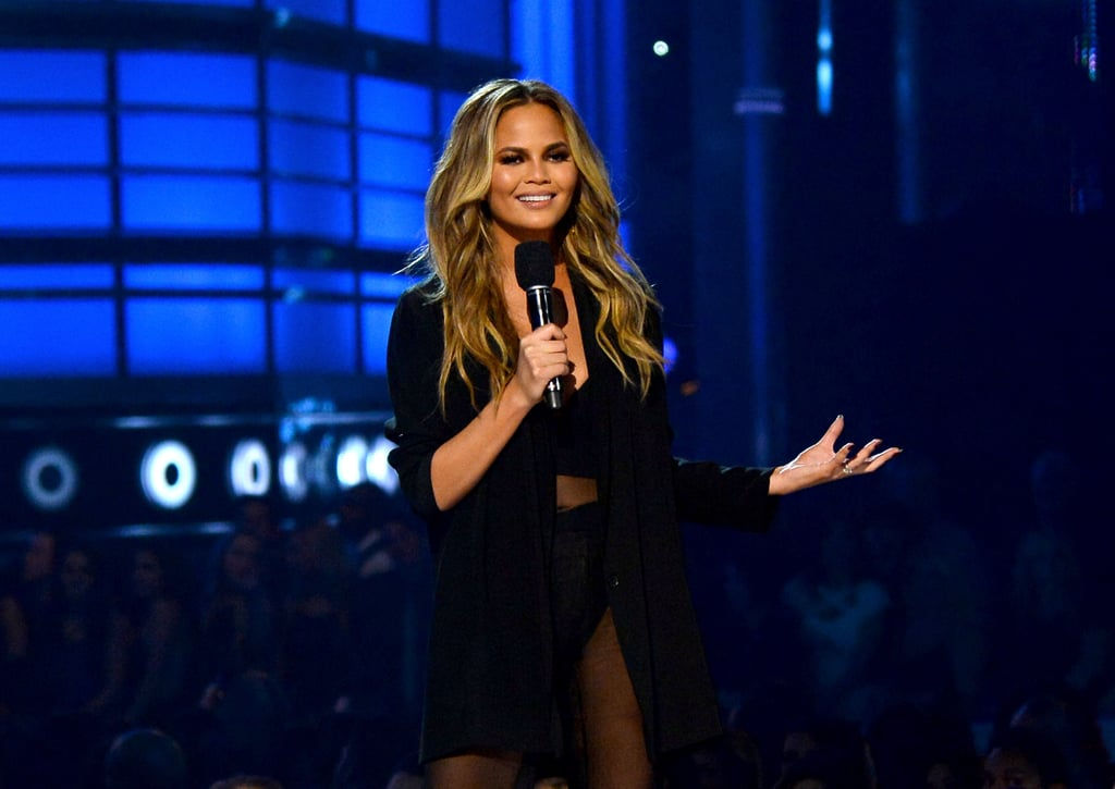 What Do You Think of Chrissy Teigen's Sheer Dress?