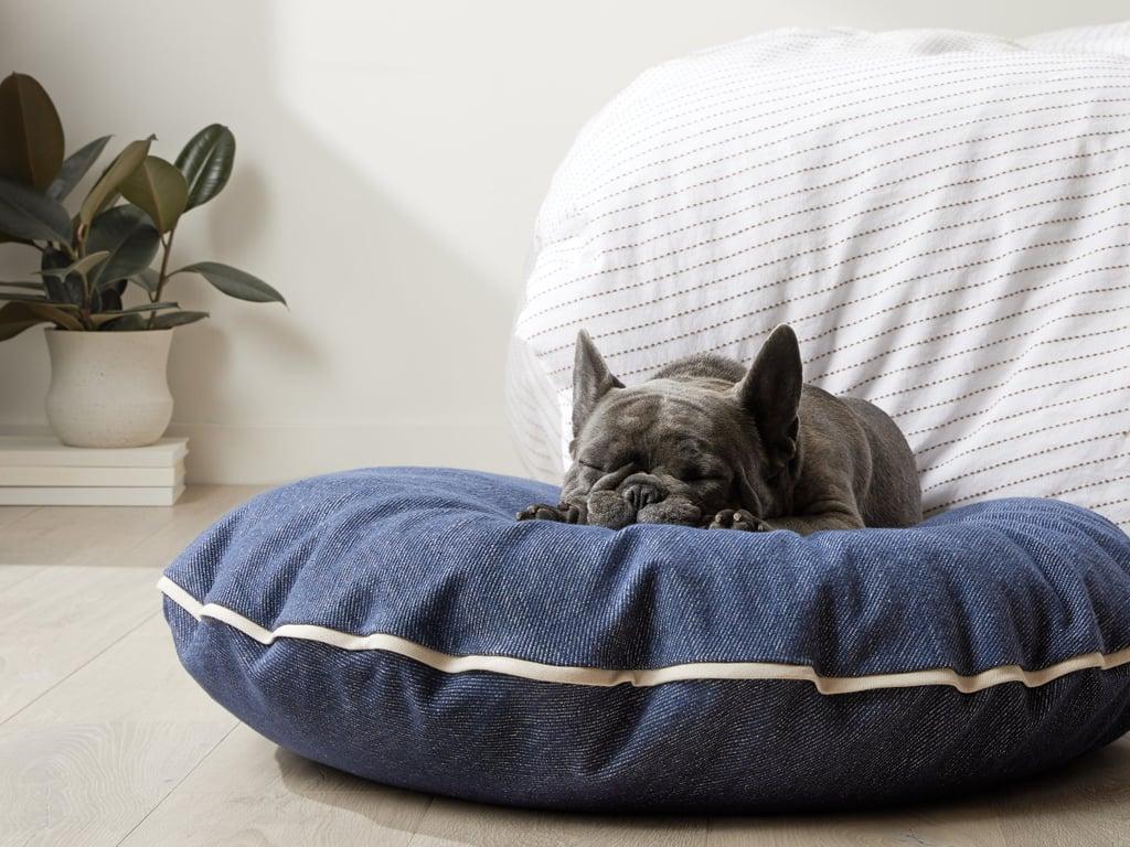 Parachute Denim Dog Bed