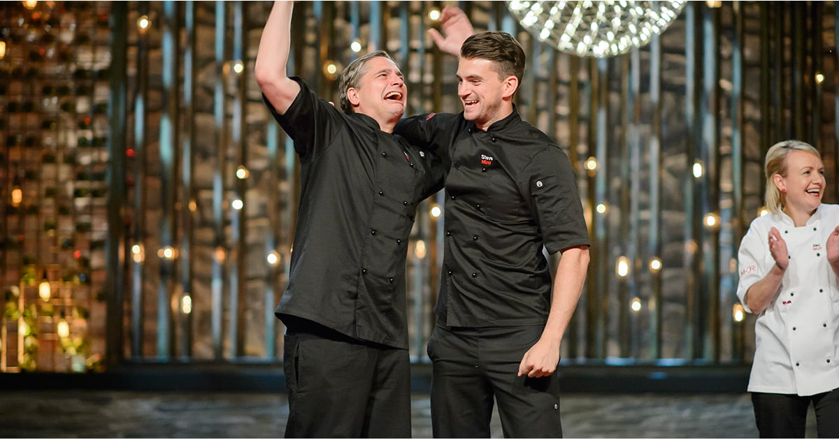 My kitchen rules 2015 winner interview will and steve for Y kitchen rules 2018