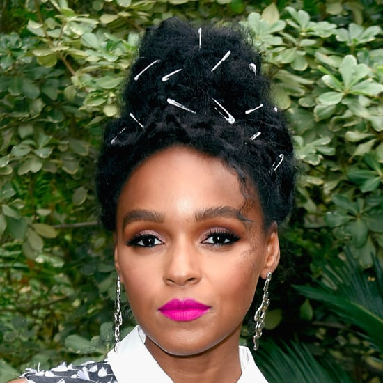 Janelle Monae Hair Message
