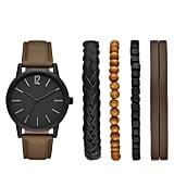 Men's Strap Watch Set