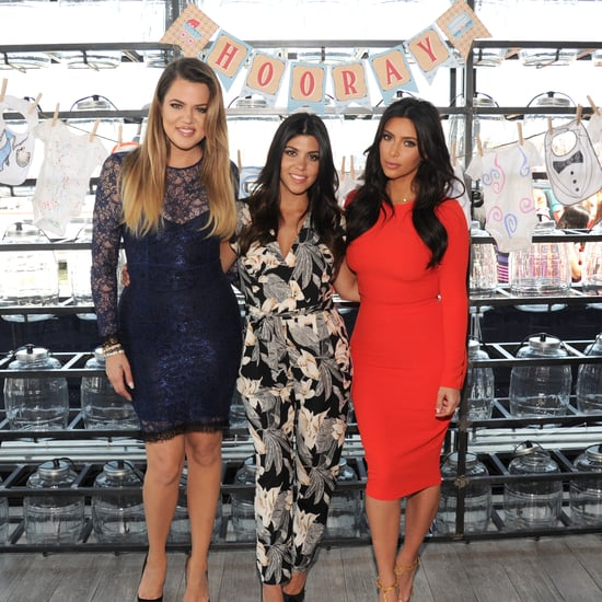 Kardashians Host Military Baby Shower