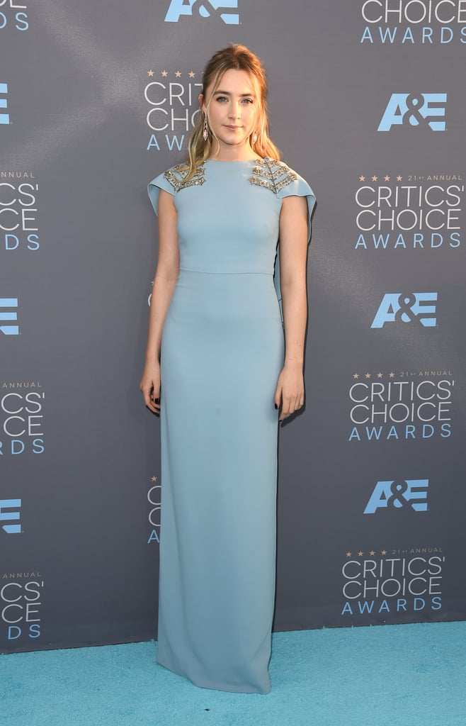 Blue Dresses Trend at Critics' Choice Awards 2016