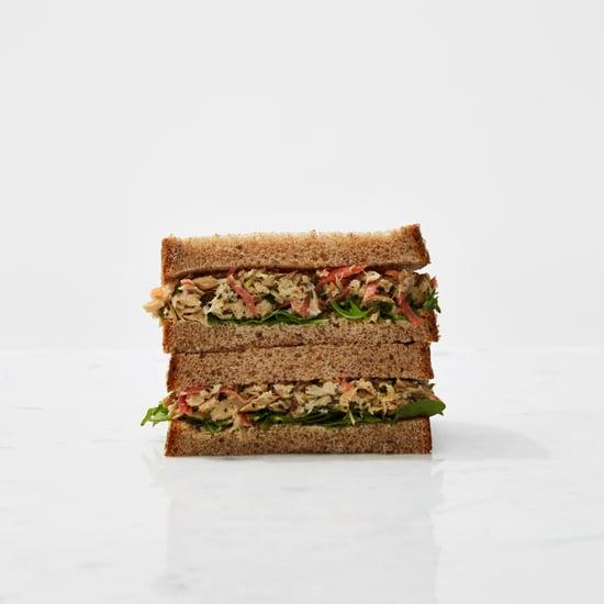 How to Make Lemon-Pepper Tuna Sandwiches