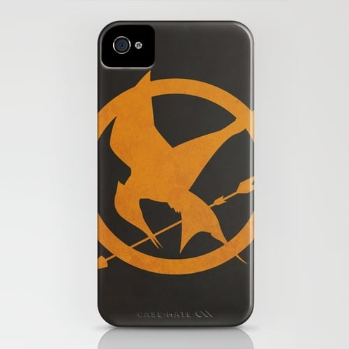 Hunger Games iPhone case ($35)