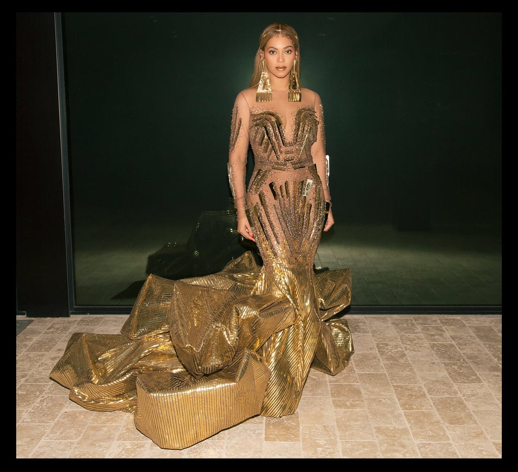 Beyonce And Jay Z At The 2018 Wearable Art Gala Popsugar