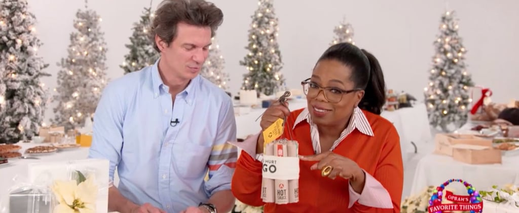 Every Single Food-Lover's Gift From Oprah's Favorite Things — 31, to Be Exact!