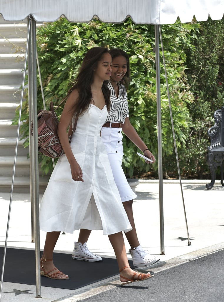 Michelle Obama S Dress On Vacation In Martha S Vineyard