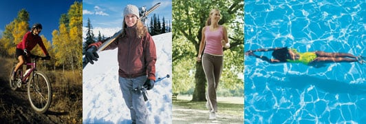 In Which Season Is It Easier For You to Stay Fit?