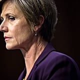 Jan. 30, 2017: Sally Yates, Acting Attorney General