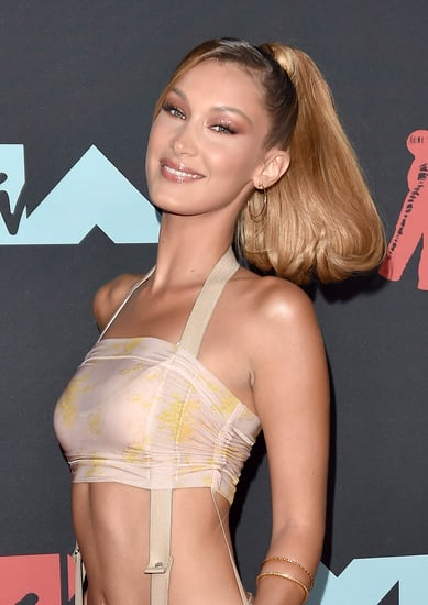 Bella Hadid's French Manicure For Her Birthday
