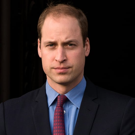Prince William Quotes About Princess Diana in GQ 2017