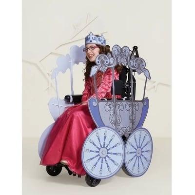 Girls' Adaptive Princess Halloween Costume Collection