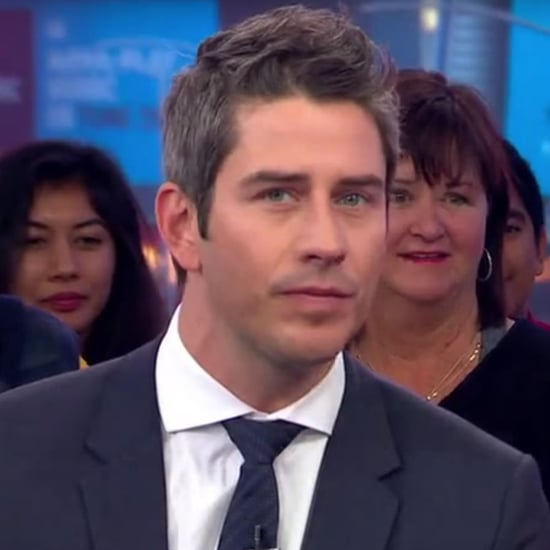 Arie Luyendyk Jr. and Lauren Burnham on Good Morning America