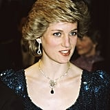 On Diana: