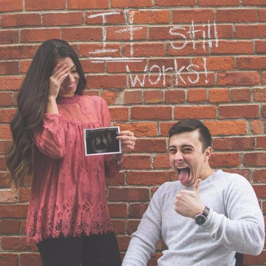Best Pregnancy Announcements 2017