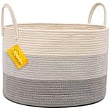 OrganiHaus XXL Cotton Rope Basket