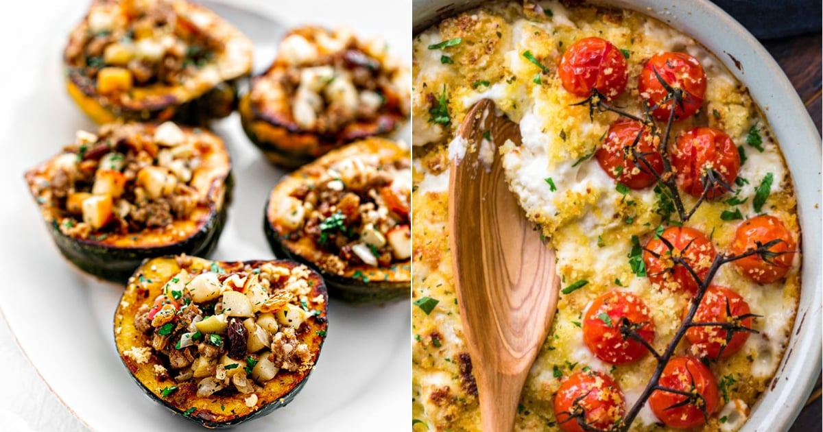 16 Healthy Thanksgiving Dishes That Can Be Easily Prepared For 2 People