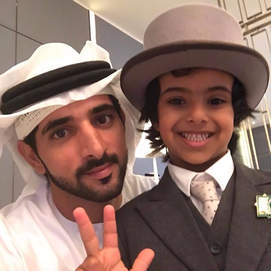 Why You Should Follow Sheikh Hamdan's Pal Maj On Instagram