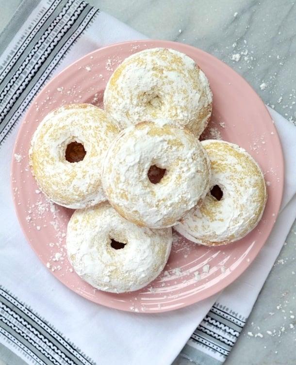 Buttermilk Baked Doughnuts