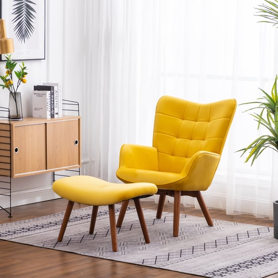 Pantone Sunshine Home Decor 2021