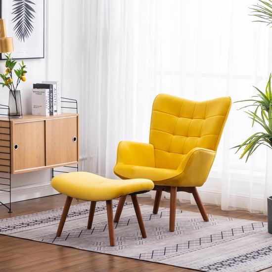 Pantone Sunshine Home Decor 2021