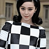 Fan Bingbing, Paris