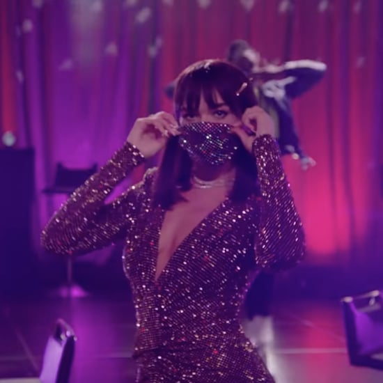 "Dua Lipa and James Corden Remix ""New Rules"" For COVID Dating"