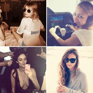 The Top 15 Celebrity Candids From The Week Including Nicole Richie, Heidi Klum And More